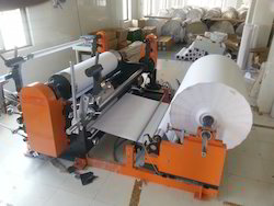 Heavy Duty Slitting Rewinding Machine