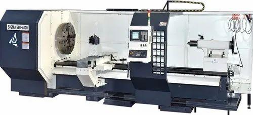 Industrial Metal Lathe Machines Lathe Machines For Sale >> Lathe Machine Cnc Lathe Machine Manufacturer From Jamnagar
