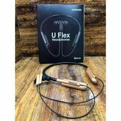Wired Black Samsung U Flex Bluetooth Stereo Headset
