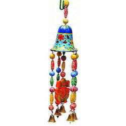 Decorative Handmade Bell Shaped Chyme ( Big)
