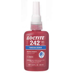 Chemical Grade Loctite Threadlocker, 50 Ml