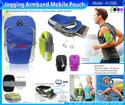 Jogging Armband Mobile Pouch H-1505