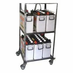 Solar Inverter Battery, 12 V, for Home and Commercial
