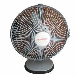 Grey Anchor Electric Desk Fan