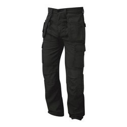 Black Merlin Tradesman Trouser