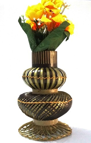 281 & Home Decorative Bamboo Flower Vase