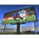 Rectangle Outdoor Led Video Display Screen