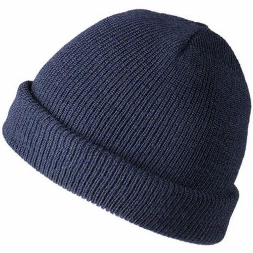 Dark Grey Men  s Winter Hats 828137358d92