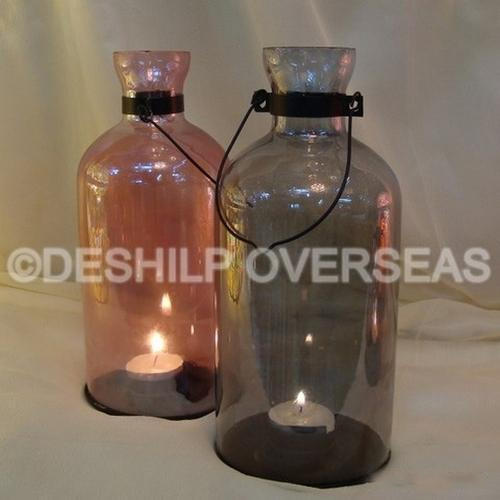 Deshilp Overseas Contemporary Color Lanterns