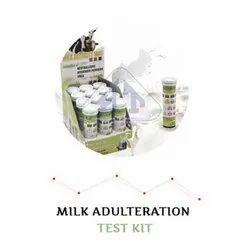 Milk Adulteration Test Kit
