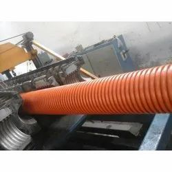 HDPE DWC Duct Pipe