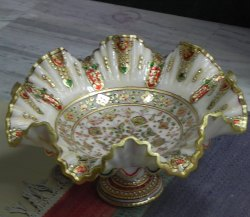 B M Natha Marble Bowls, For Table Decoration