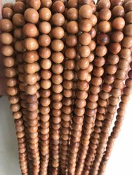 Sandalwood Mala Bracelet Sandalwood Beads