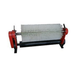 Poona Conveyor Belt Cleaning Brush