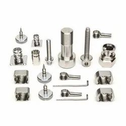 Stainless Steel Industrial CNC Machined Components, Material Grade: Ss 316, Packaging Type: Box