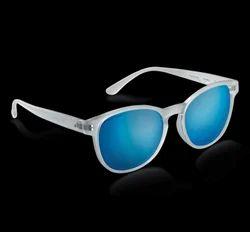 Fastrack Guys Plastic White Round Sunglasses - P360BU3