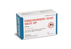 Hydroxychloroquine Sulfate Tablets USP