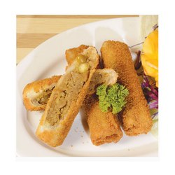 Spicy Breaded Veg Roll