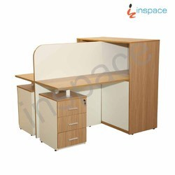 Office Workstation Two Seater