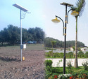 Solar Lighting Poles