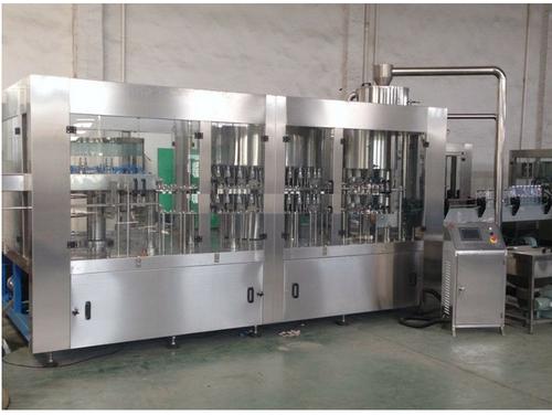 Bottle Filling Machines - Glass Filling Machine Manufacturer