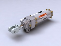 TPC Clamp Cylinder