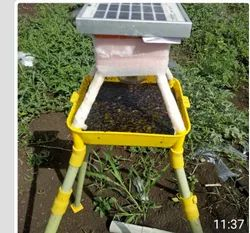 Solar Panel Solar Light Trap, For Agriculture.