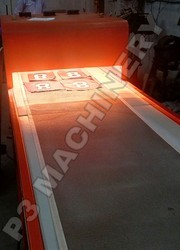 Halmet UV Curing Machine
