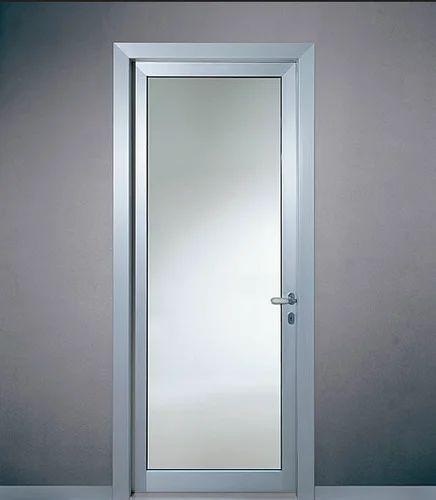 Customized , Aluminium Door Frames, Rs 500 /square feet, Weldone ...