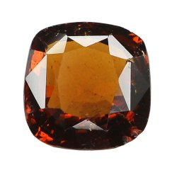 Magnificent Orangey Red Unheated Gomed Stone