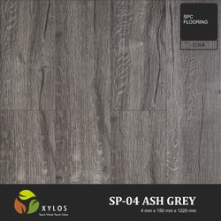 Ash Grey SPC Wooden Flooring