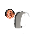 Behind The Ear Hearing Aid