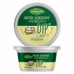 Sour Cream And Onion Pita Chips