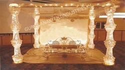 CS-6 Luxurious Wedding Stage