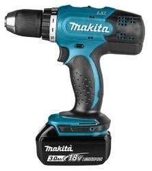 Cordless Drill 18v Ddf453sfe3 : Makita