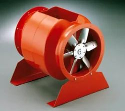 Low To Medium Range Duct Mounted Bifurcated Fan