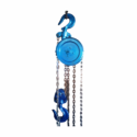 Manually Chain Pulley Block, Capacity: 3 Ton, For Double Beam Crane