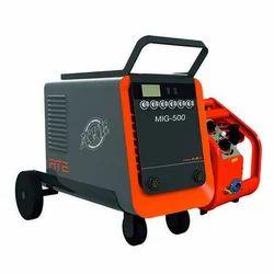 MIG CO2 Welding Machine, Automatic Grade: Manual