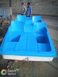 Fiber Water Boats