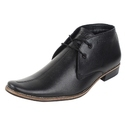 Molessi Men Black Formal Shoes