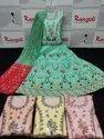 Crop Top Designer Dress