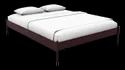 Metal Liva King Size Bed