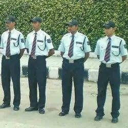 Male 30-45 Security Guard
