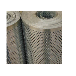 Monel Perforated Coil