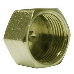 SS, Brass Compression Cap