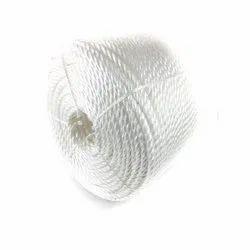 40 mm White PP Ropes