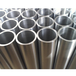 Stainless Steel Seamless Pipe, Shape: Round
