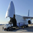 Commercial Air Freight Forwarding Service