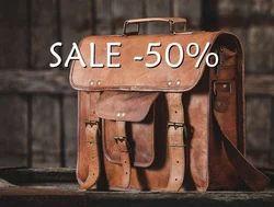 Leather Bag, Messenger Bag, Handmade, Vintage, Shoulder Bag, Laptop Bag, Office Bag