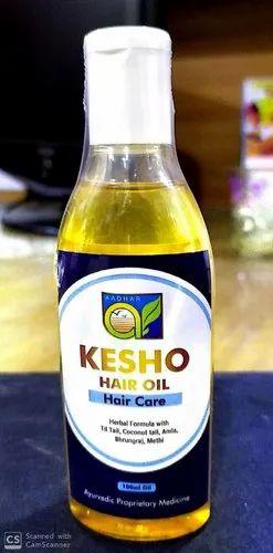 Kesho Hair Oil